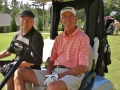 Here are a couple of fashionable golfers