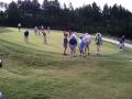 Pre tournament putting