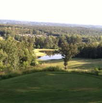 18th Hole From Tee